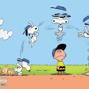 Tranh dán tường 3d cartoon